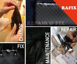 サイフ修理・鞄修理・バック修理は革リペアのRAFIXにお任せください。